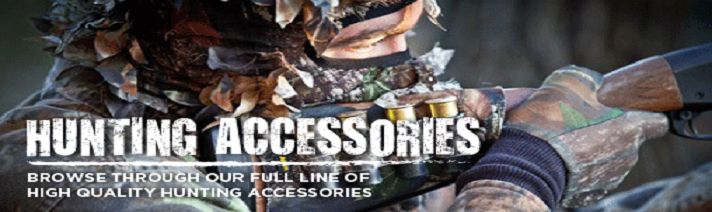hunting accessories supplies equipment